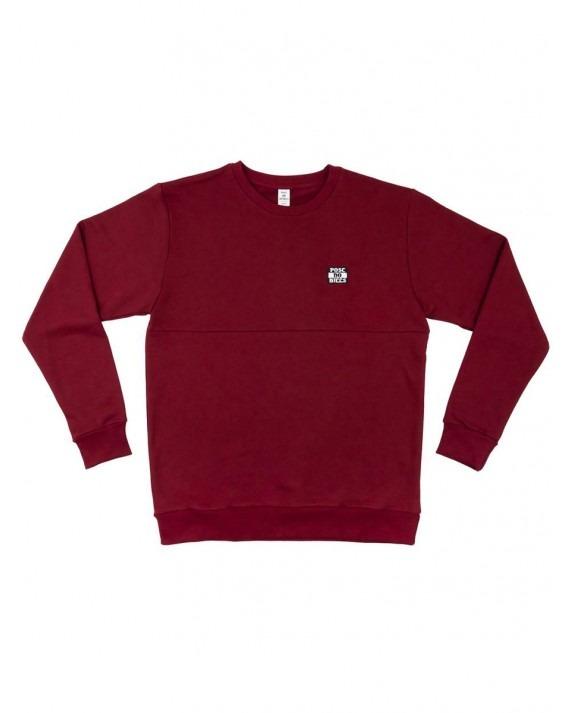 Post Details Post No Bills Crewnneck Sweatshirt - Burgundy