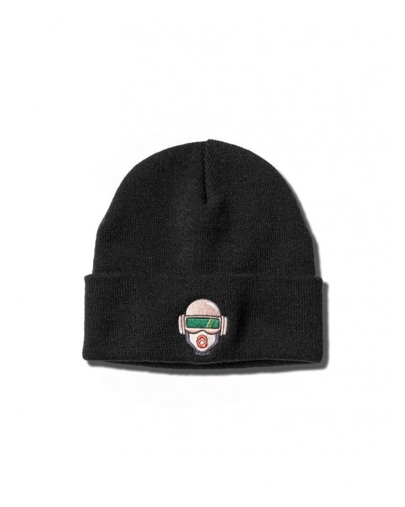 Primitive x Rick & Morty 2.0 Gwen Beanie - Black