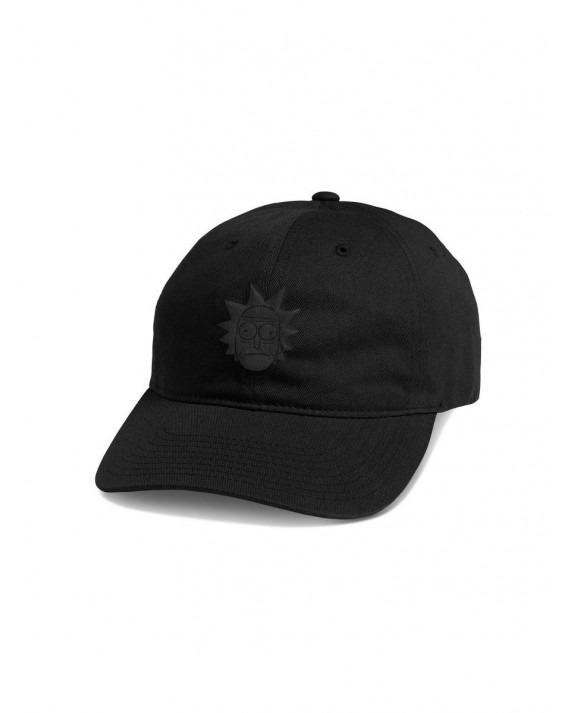 Primitive x Rick & Morty 2.0 Rick Puff Hat - Black