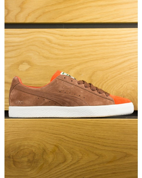 Puma Clyde x Patta - Vibrant Orange Biscuit