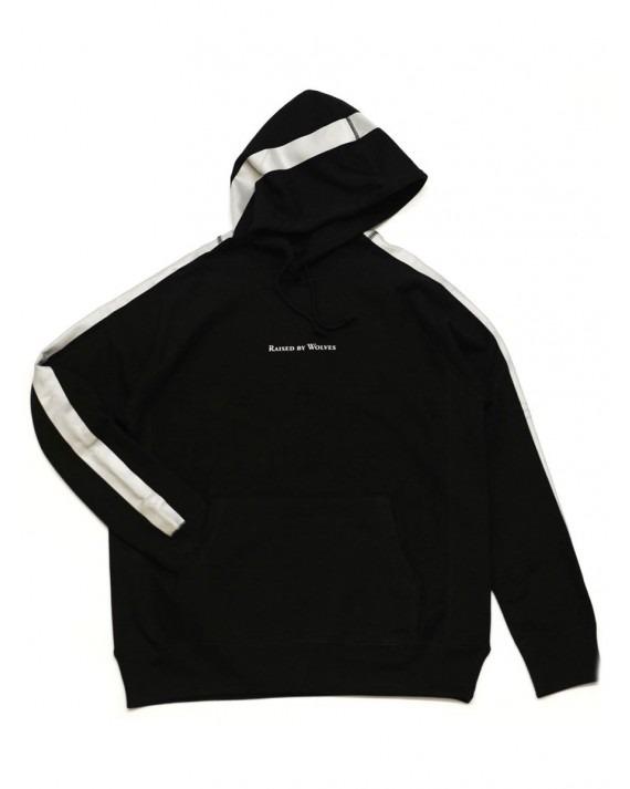 Raised by Wolves 3M Hooded Sweatshirt - Black