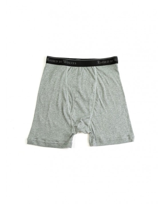 Raised by Wolves Stanfields Boxer Briefs - Grey