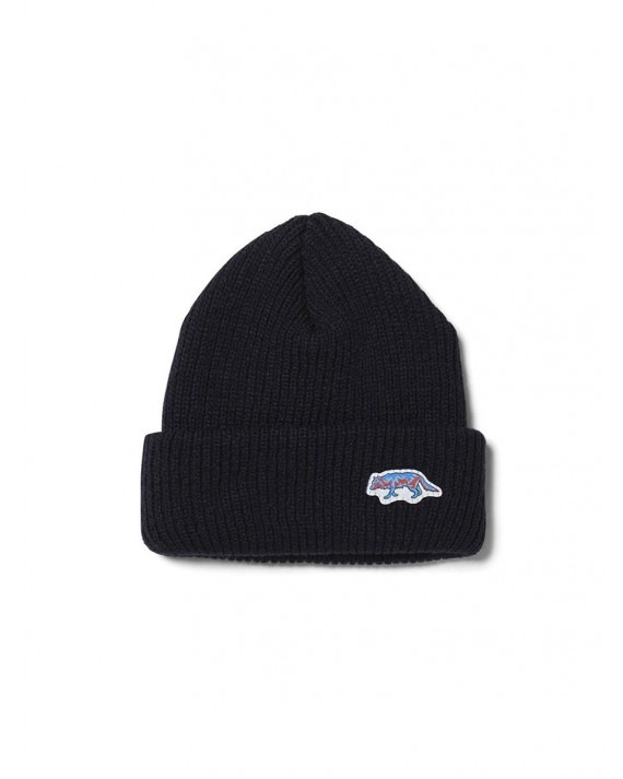 Raised by Wolves Geowulf Watch Cap Beanie - Navy