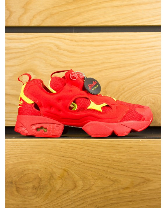 Reebok Instapump Fury OG 'Packer Shoes' - Red
