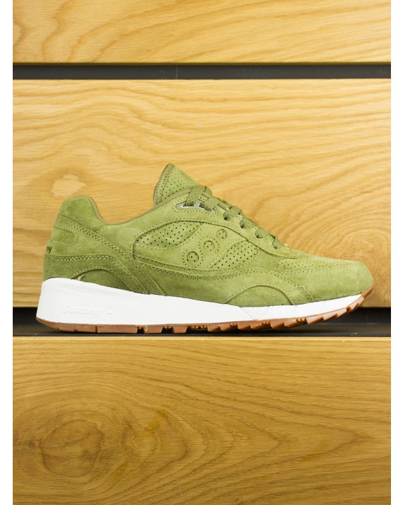 Saucony Shadow 6000 Suede 'Main Source Exclusive' - Olive