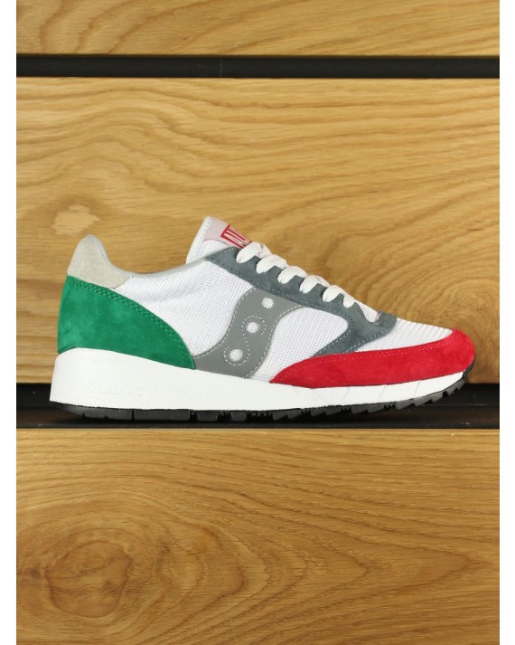 Saucony x Alife 'Jazz 91' White/Red/Green
