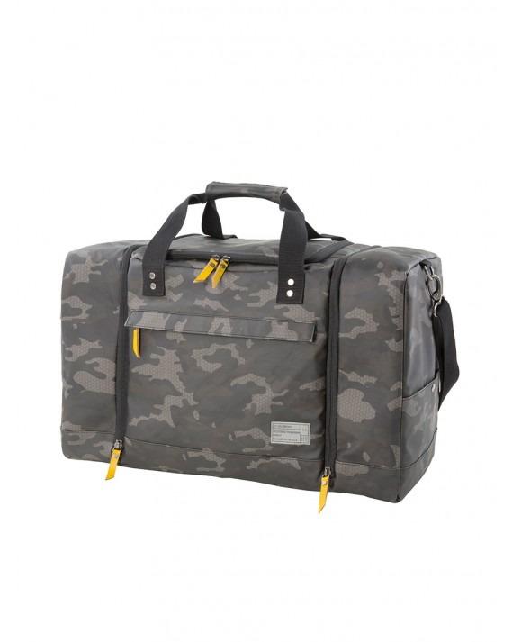 Hex Calibre Sneaker Duffel Bag - Camo
