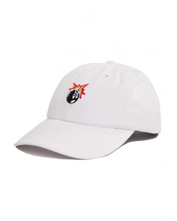 The Hundreds Adam Bomb Dad Hat - White