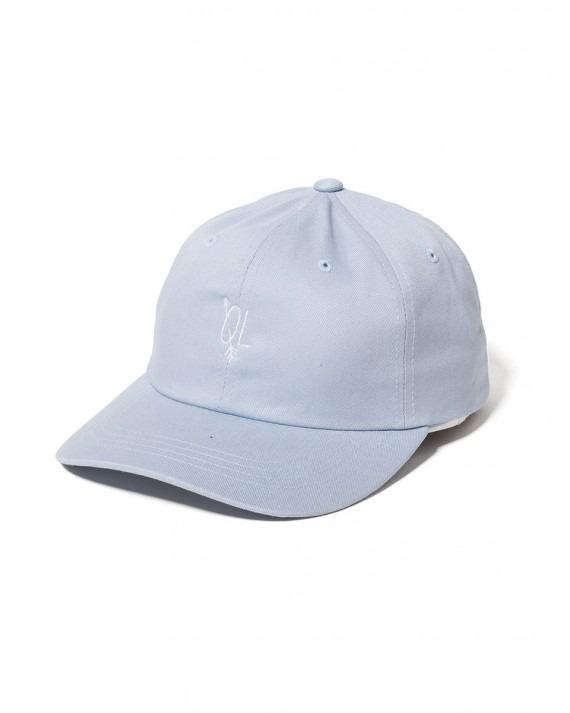The Quiet Life Arrow Dad Hat - Light Blue