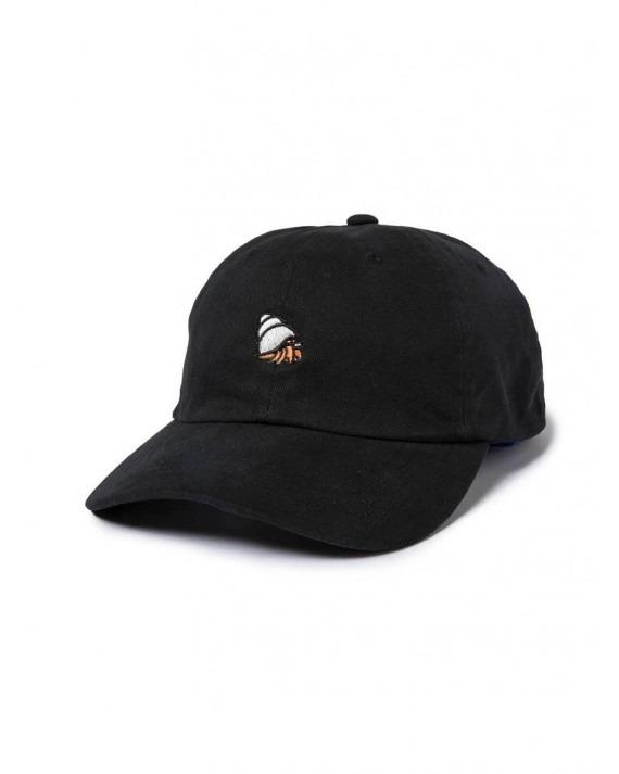 The Quiet Life Crab Dad Hat - Black