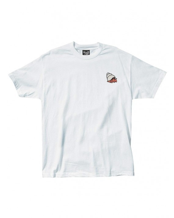 The Quiet Life Crabby T-Shirt - White