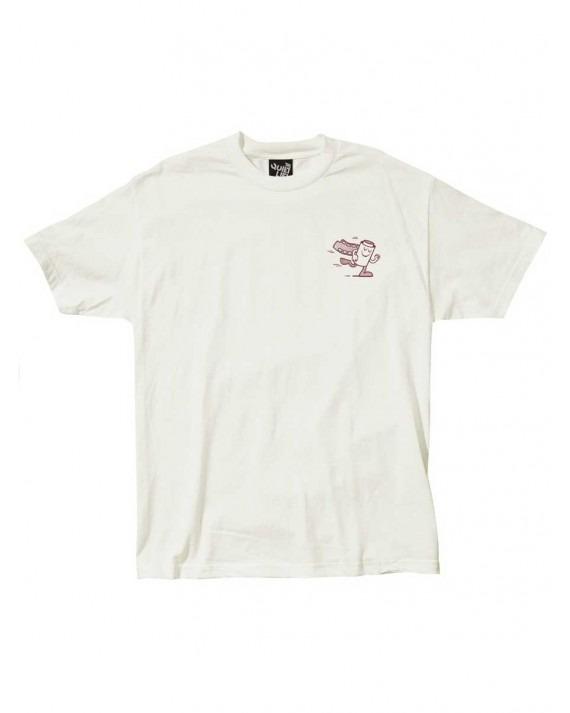 The Quiet Life One Hour Photo T-Shirt - Cream