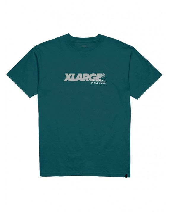 X-Large All Sizes T-Shirt - Petrol