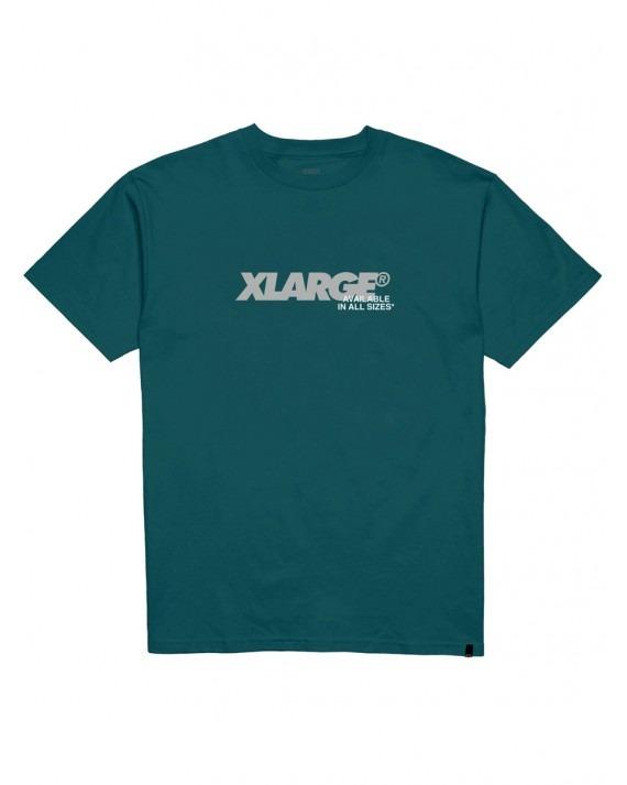 X-Large All Sizes T-Shirt - Petrol