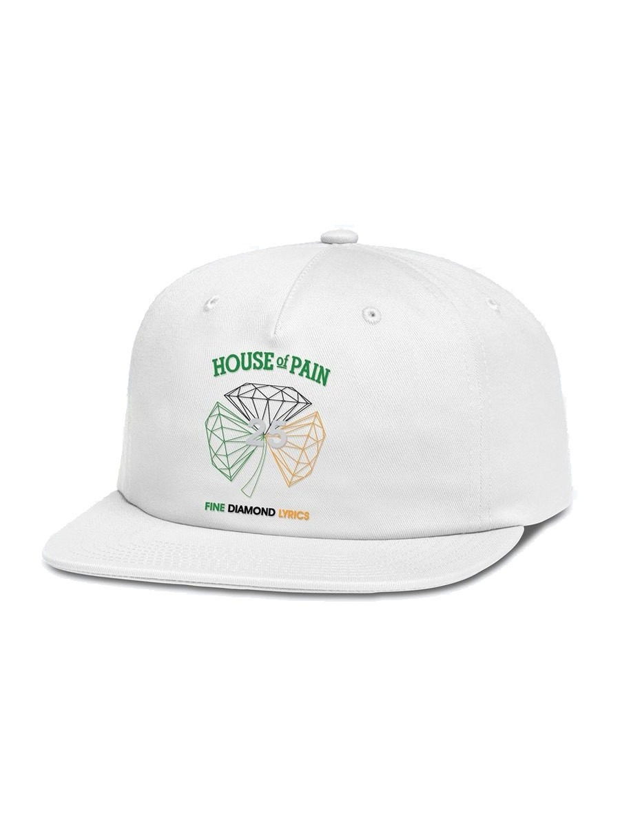 bbb7e9a1fce73 Diamond Supply Co x House Of Pain H.O.P Unstructured 6 Panel ...