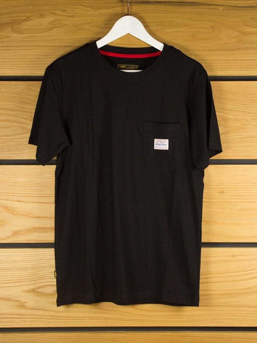 Benny Gold Premium Pocket T Shirt Black T Shirts