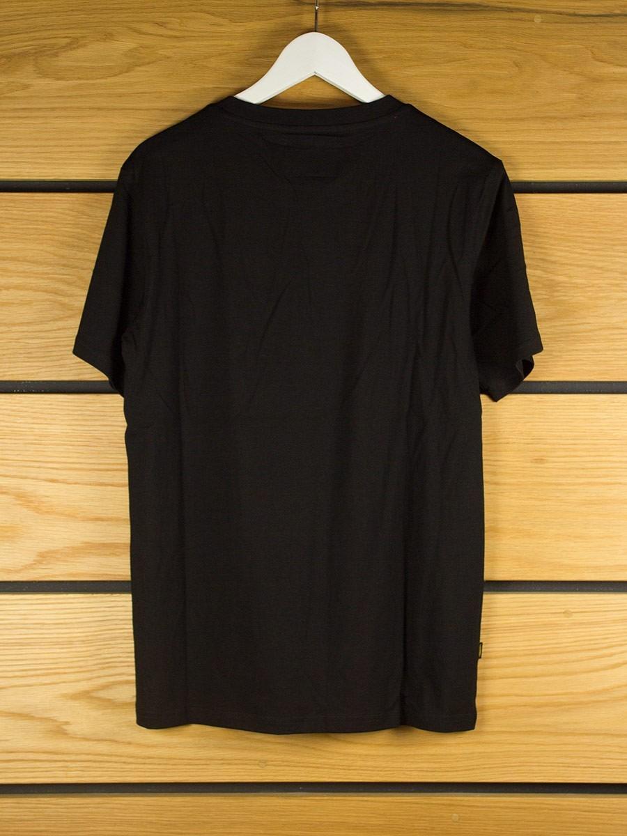 Benny Gold Premium Pocket T Shirt Black