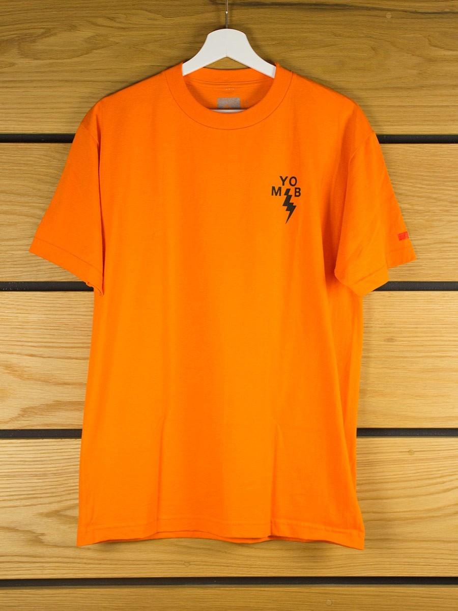Clsc Business T Shirt Orange Clsc Brands