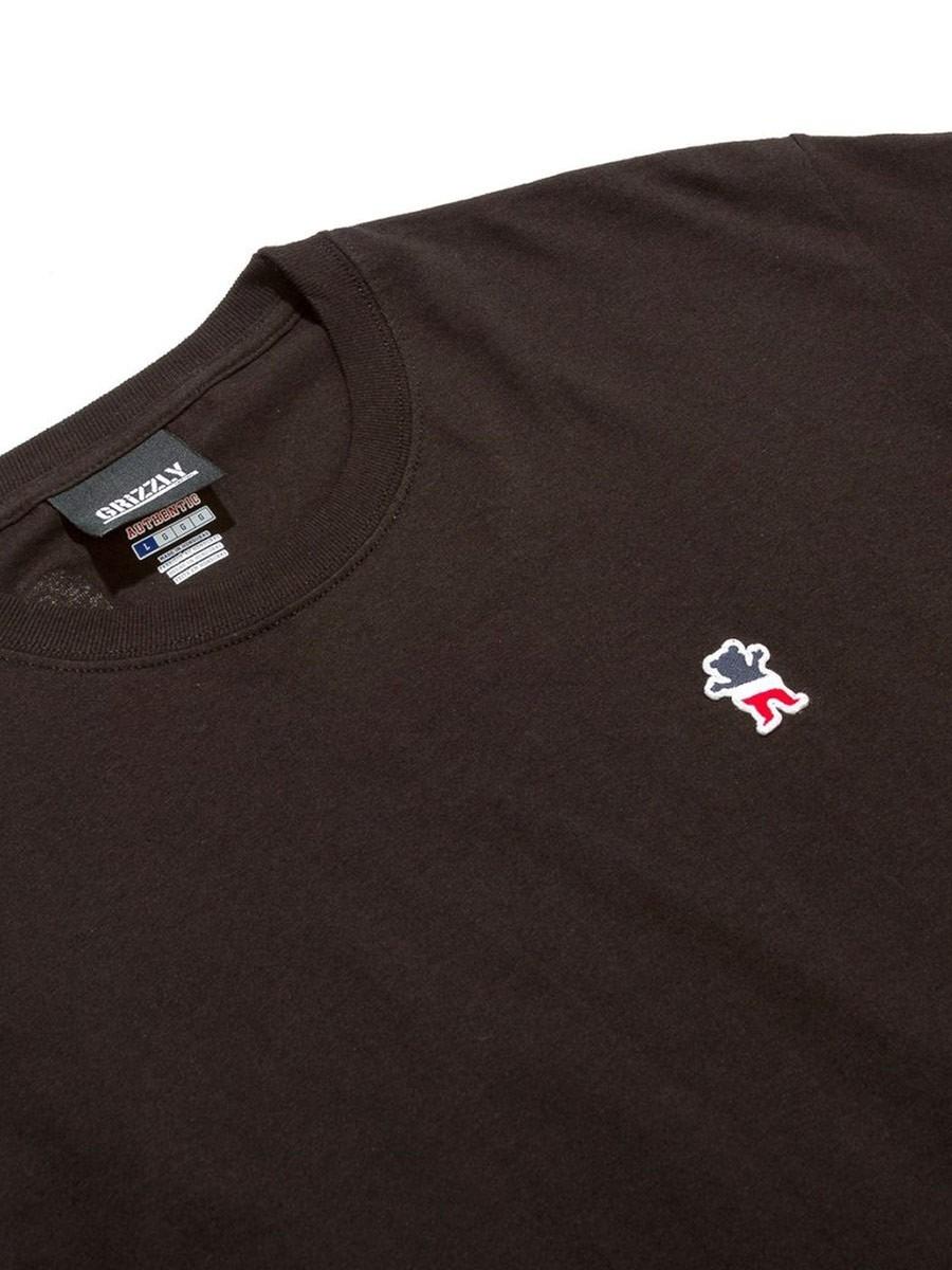 5c8d11d2 Grizzly Champion Full Court Press T-Shirt - Black