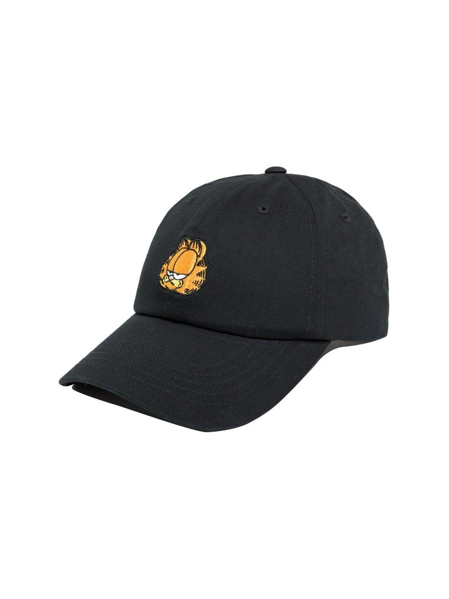 3fdb3f247e2 The Hundreds x Garfield Mood Dad Hat - Black
