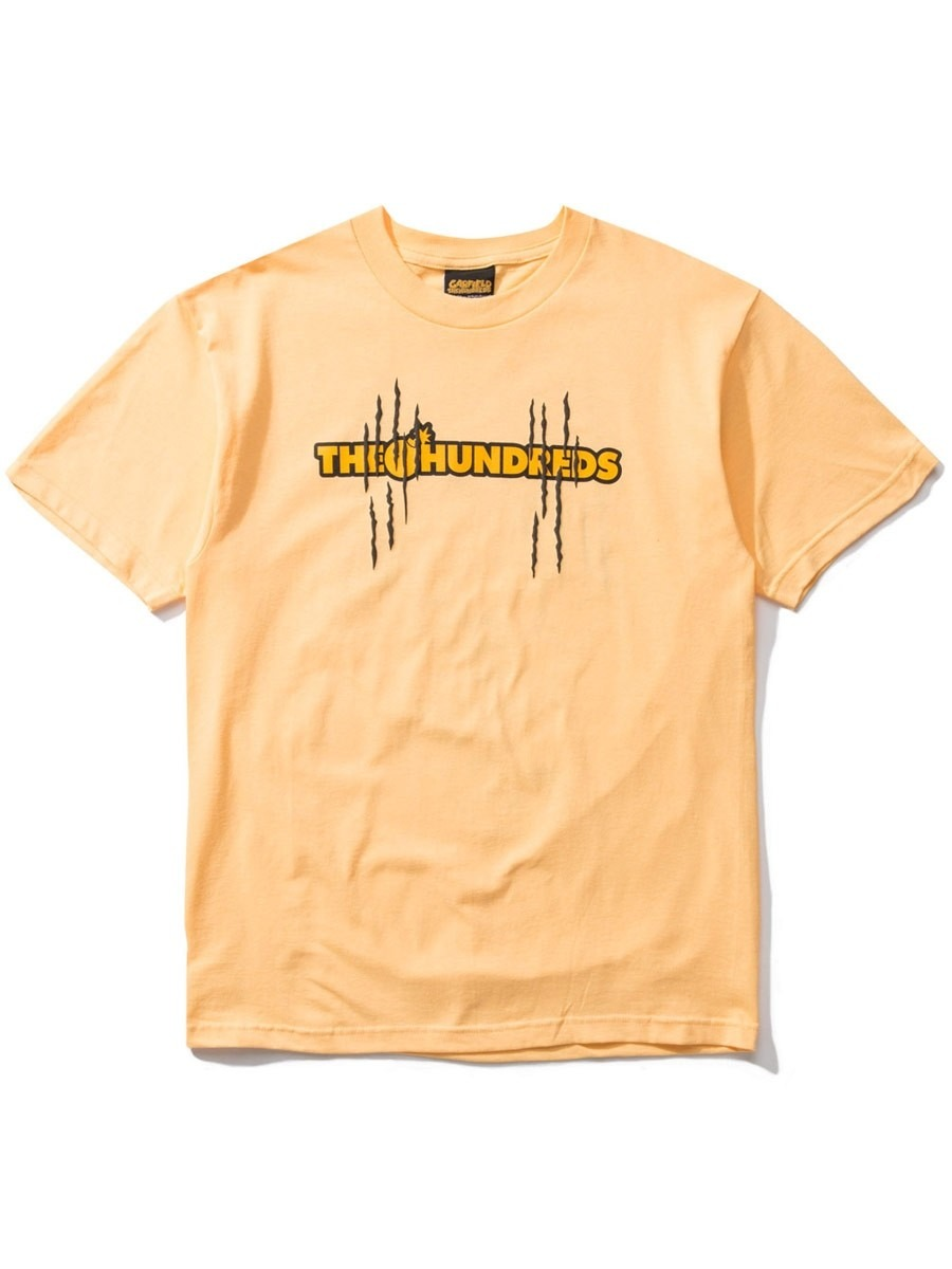 The hundreds x garfield scratch t shirt squash the for Making a shirt from scratch