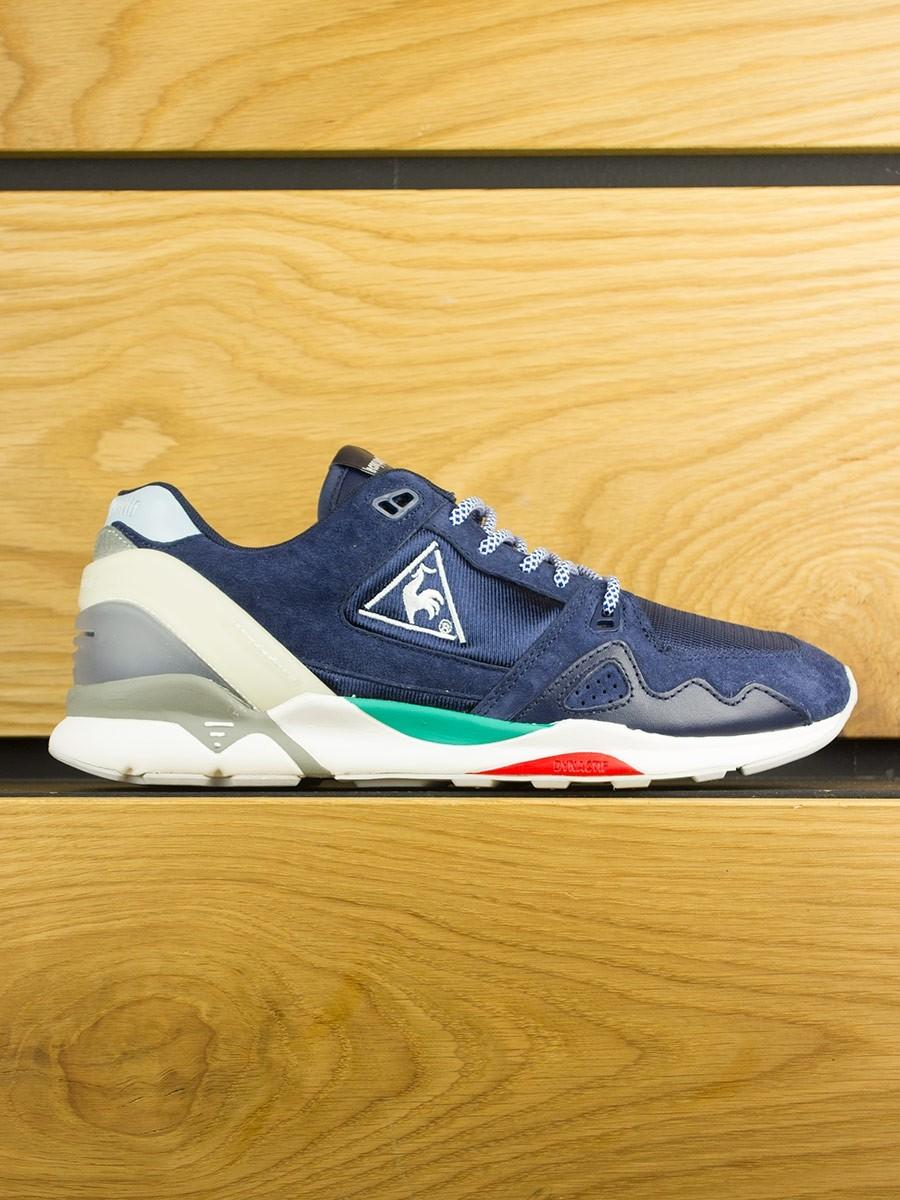 885e50d1ef25 Le Coq Sportif LCS R 921 x Mita Sneakers - Dress Blue
