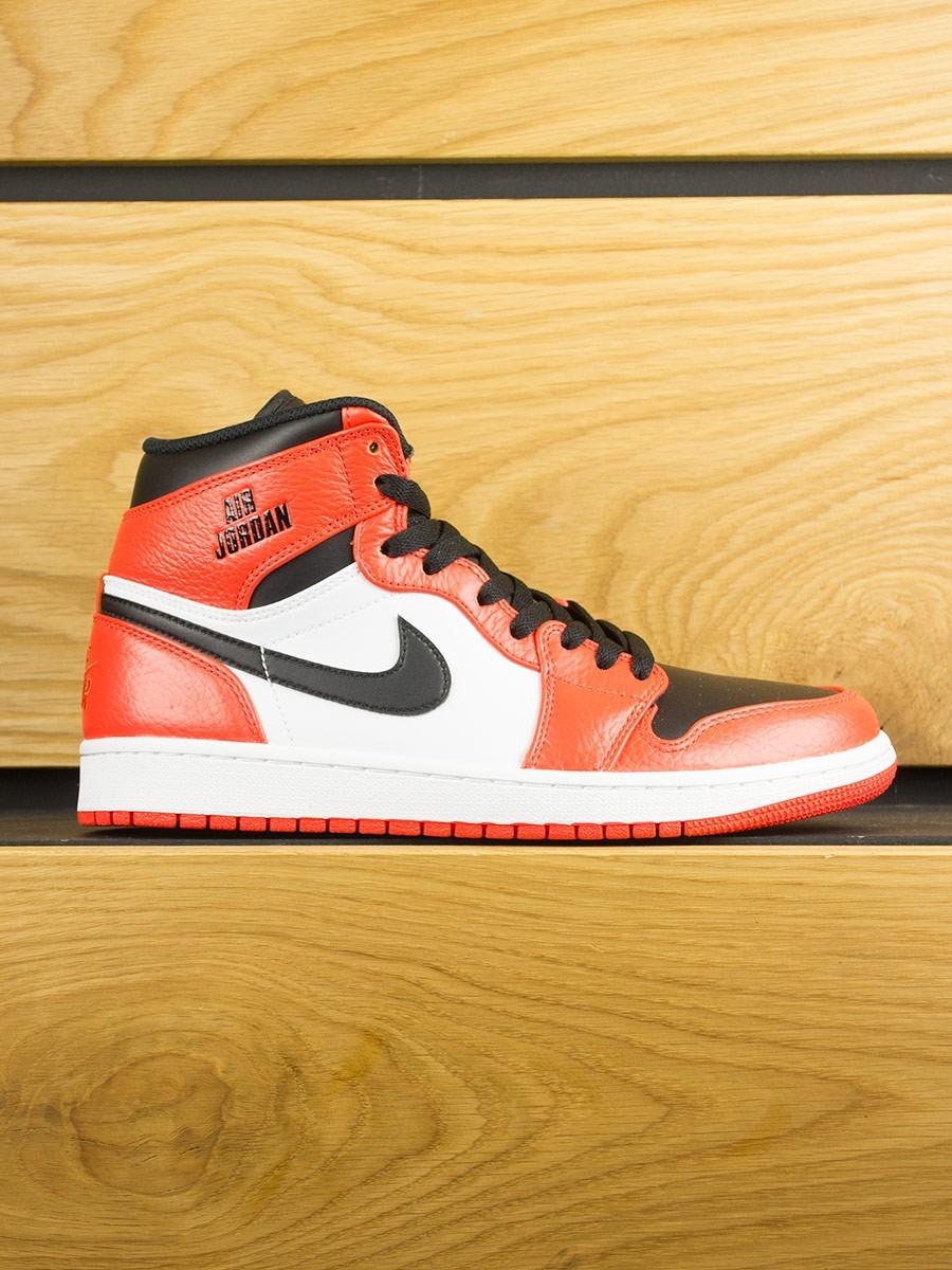 9c508fa9763 Nike Air Jordan 1 Retro High Orange