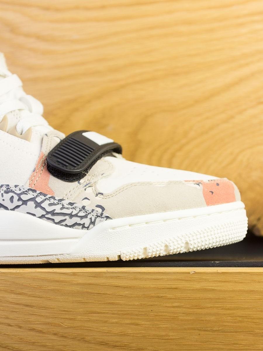 2507b6d088351e Nike Air Jordan Legacy 312 x DON C - Sail Desert Camo Infrared 23