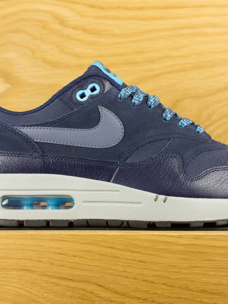 nike air max 1 premium obsidian light carbon. Black Bedroom Furniture Sets. Home Design Ideas
