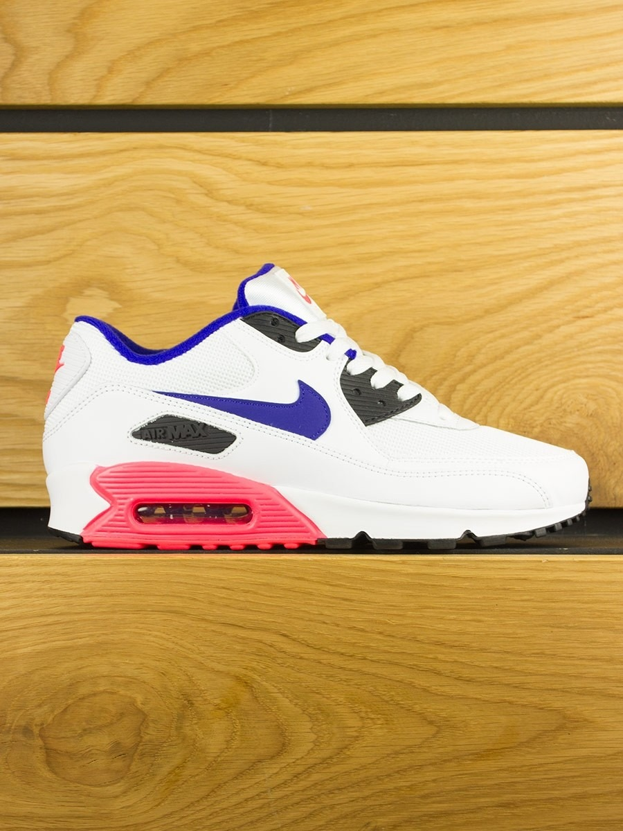 Nike Air Max 90  OG 180  - White Ultramarine Solar Red 5d4f2c8e5