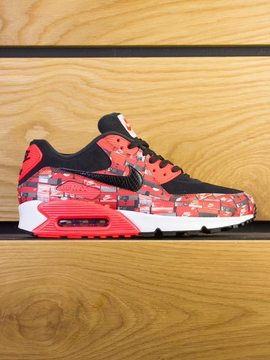 a0a32ef4f3 Nike Air Max 90 PRNT x Atmos Premium QS