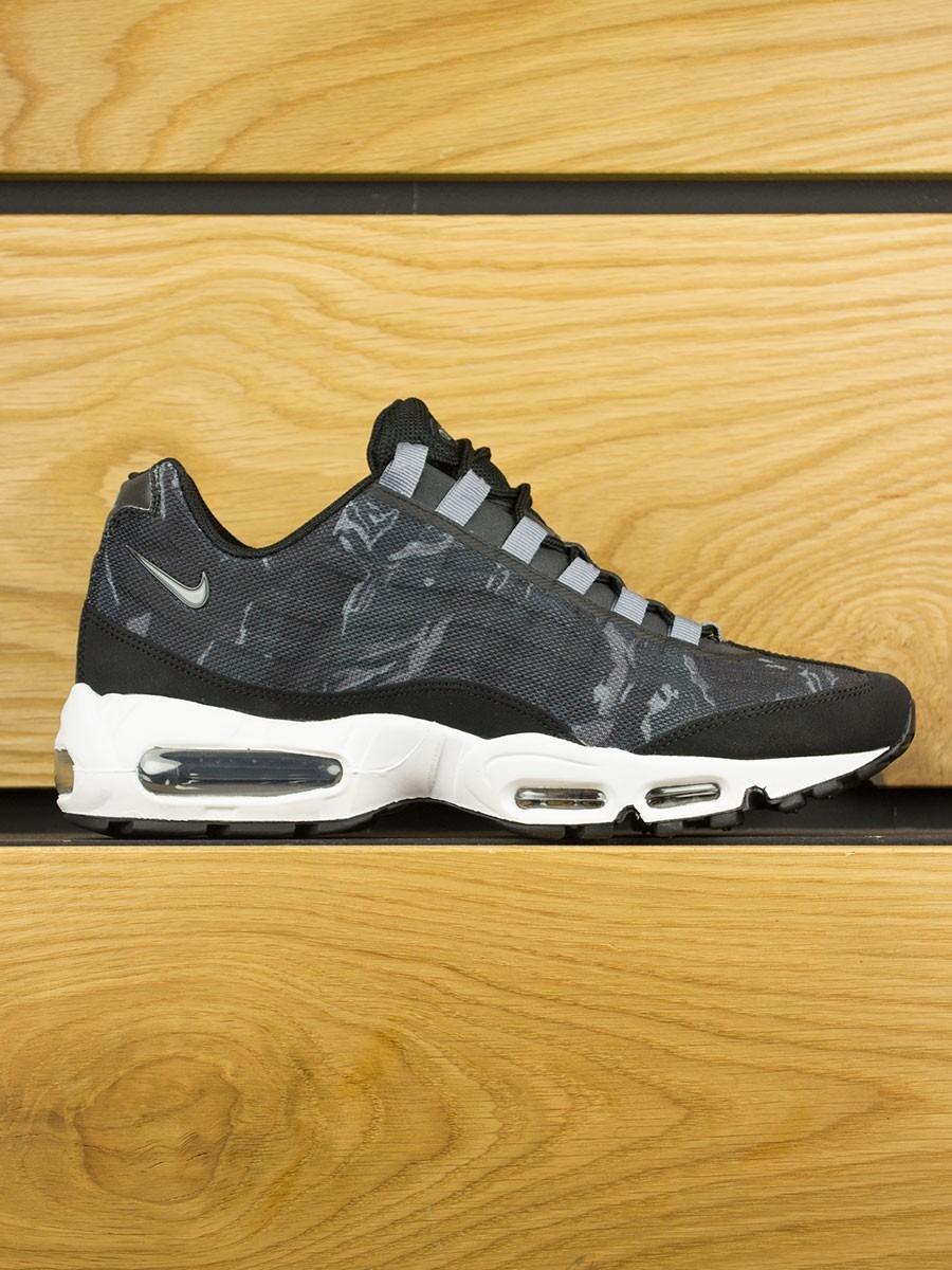 official photos 0c989 d6300 nike air max 95 prm tape shoes black