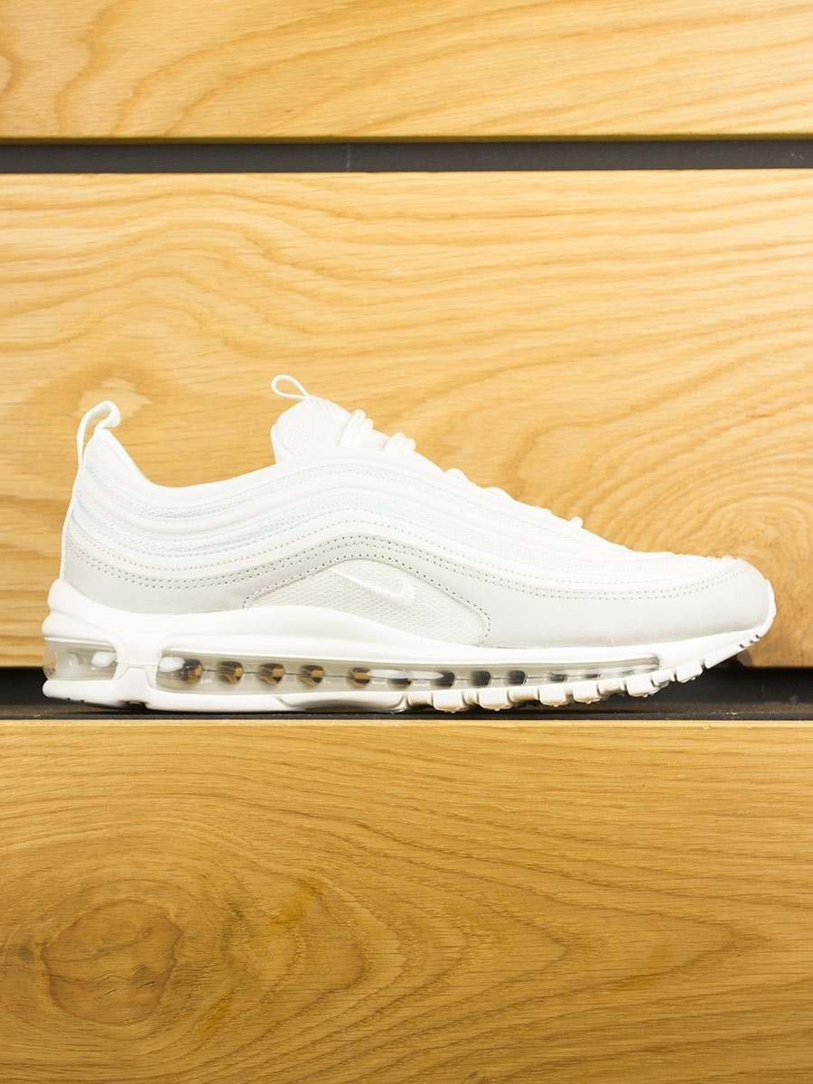 nike air max 97 premium qs light bone summit white. Black Bedroom Furniture Sets. Home Design Ideas