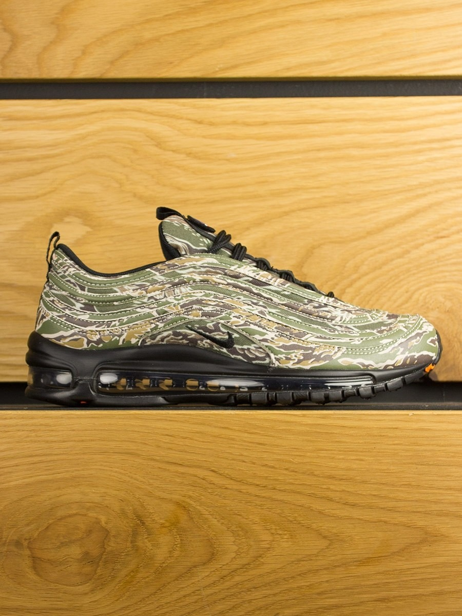 798b1bb1cfa Nike Air Max 97 Premium QS  Country Camo USA  - Medium Olive ...