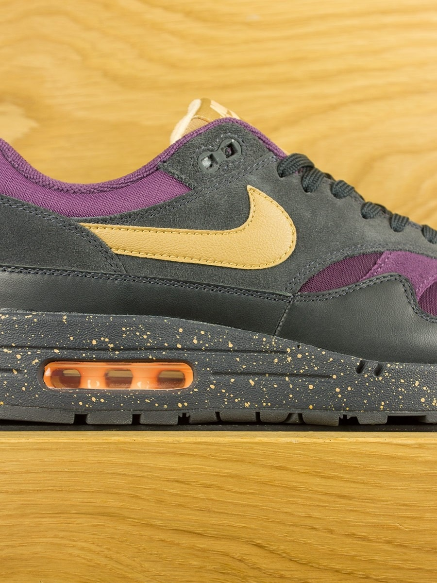 7812d3d8dc8b Home  Nike Air Max 1 Premium  Fade  - Anthracite Elemental Gold. -33%Sale