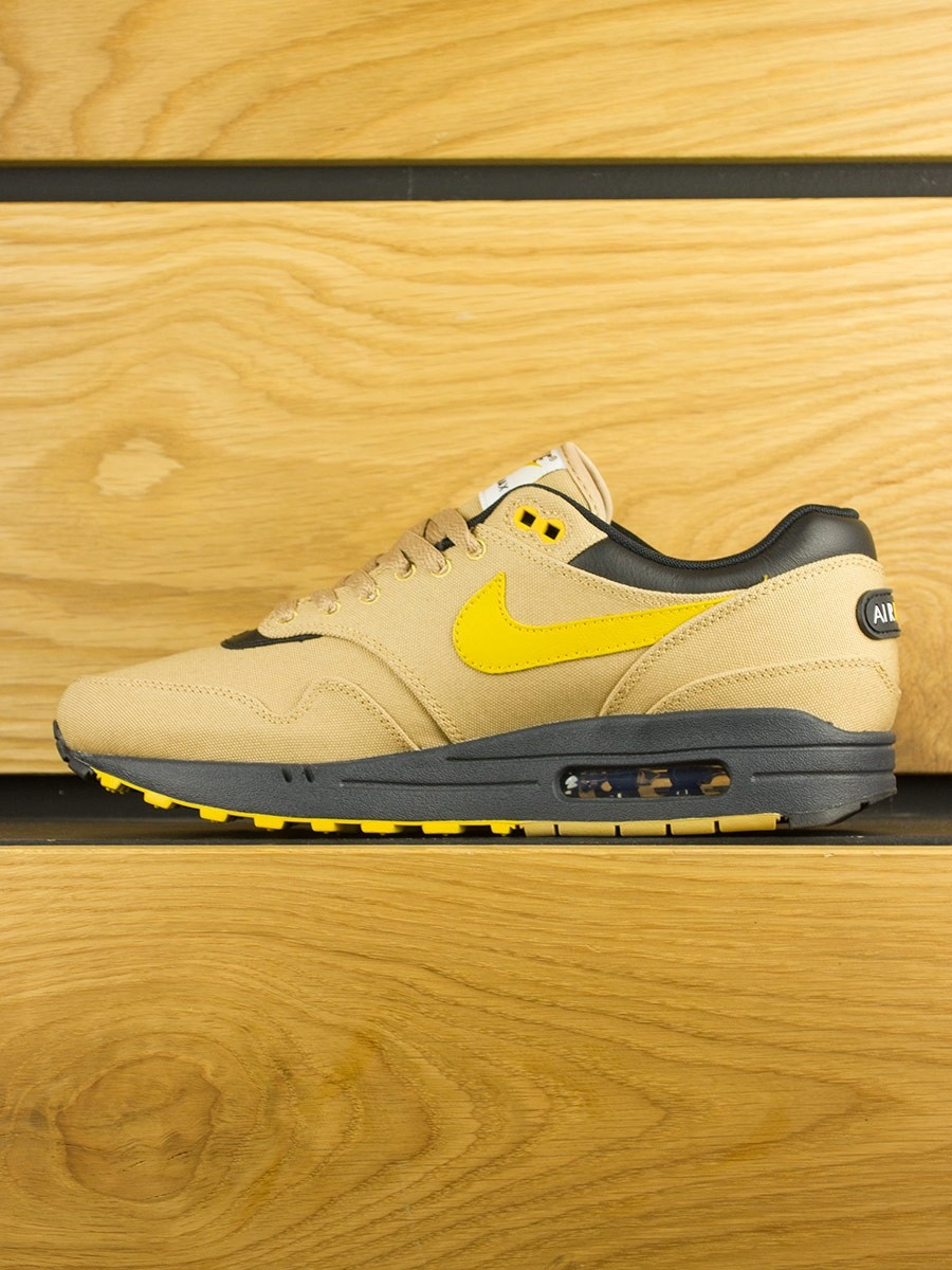 ed45ba91bccd Nike Air Max 1 Premium - Elemental Gold Mineral Yellow