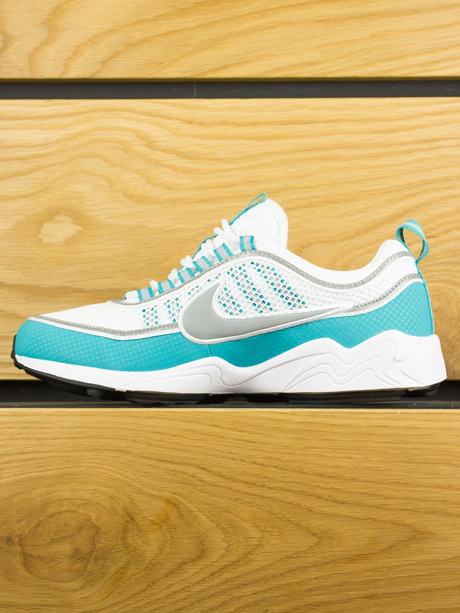 new style 51a42 b548f Home  NikeLab Zoom Spiridon  Summer Pack  - White Silver Turbo Green.  -50%Sale