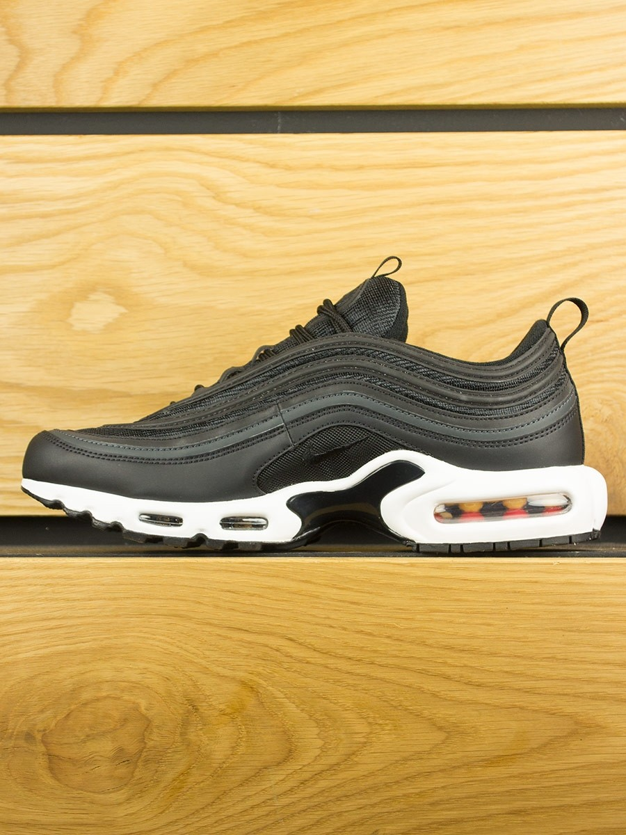 sports shoes 908ce 83ec9 Home  NikeLab Air Max Plus (TN) 97 - Black Anthracite White. -36%Sale