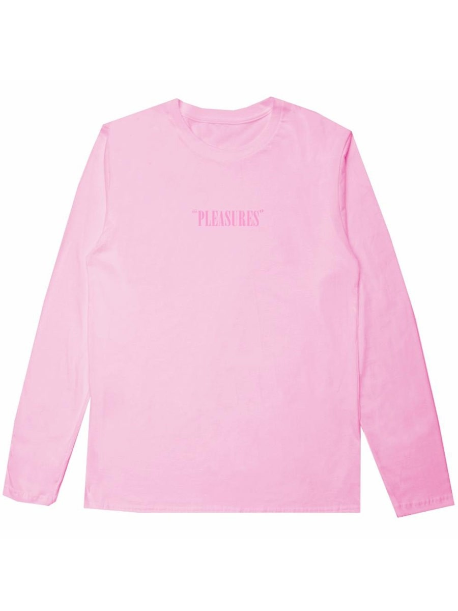 6048bf34 pleasures-core-logo-embroidered-ls-t-shirt-pink-01.jpg