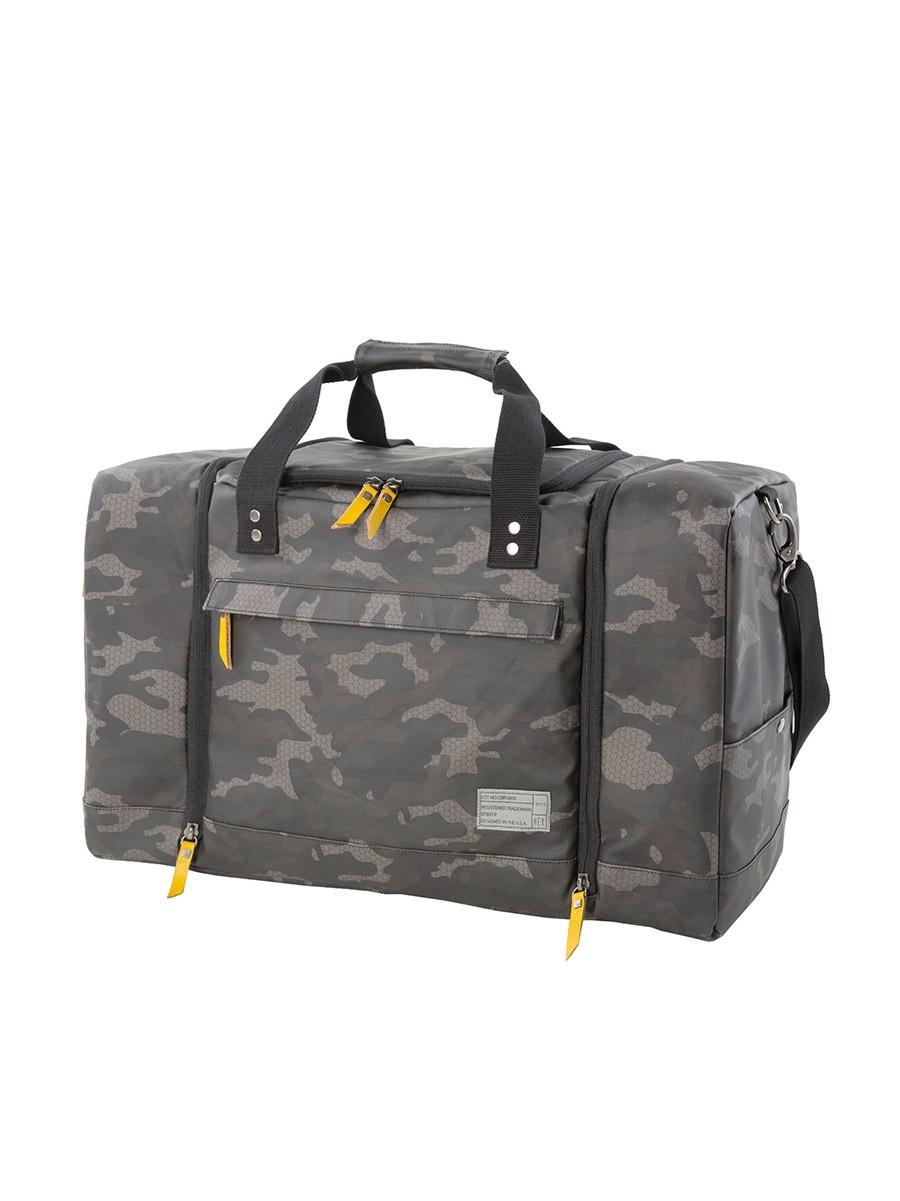 Hex Calibre Sneaker Duffel Bag - Camo 48950b43215f3