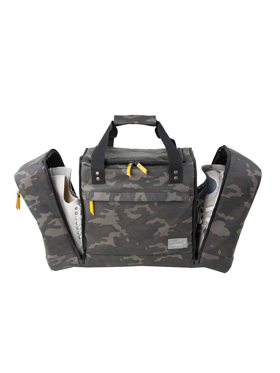 816b3fb9f1 Hex Calibre Sneaker Duffel Bag - Camo