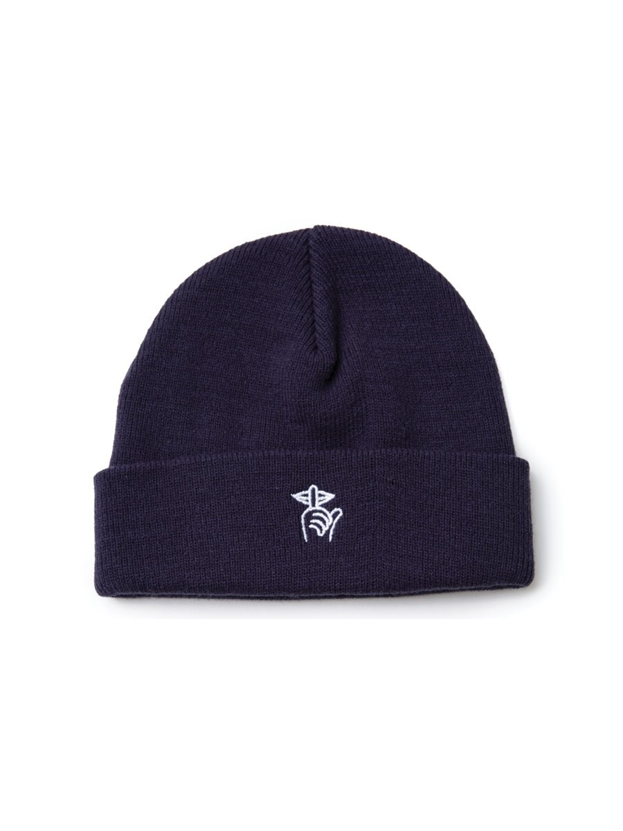 48d4a8ce489 the-quiet-life-shhh-beanie-navy-01.jpg