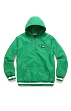 Acapulco Gold Conference Windbreaker - Kelly Green