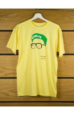 Acapulco Gold Gotta Have It T-Shirt - Yellow