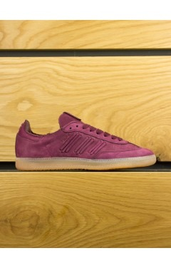 Adidas Consortium Samba W 'Deep Hues' - Maroon