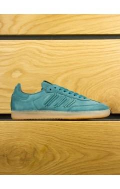 Adidas Consortium Samba W 'Deep Hues' - Core Green
