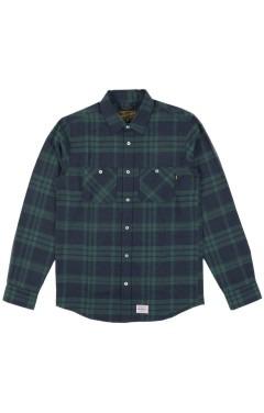 Benny Gold Julian Flannel Shirt - Green