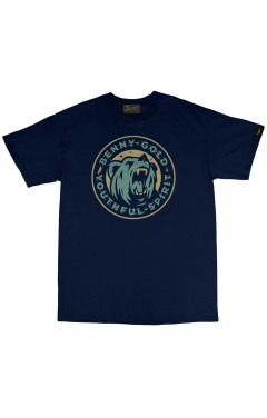 Benny Gold Spirit T-Shirt - Navy