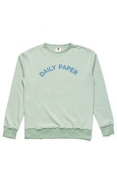 Daily Paper Mint French Terry Crewneck Sweater