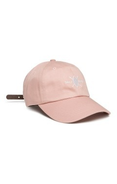 Daily Paper Shield Logo Cap - Soft Pink